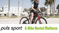 Puls Sport - Our Partner for E-Bike / Pedelec Rental in Mallorca